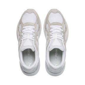 Thumbnail 6 van Axis Plus SD sneakers, Puma White-Whisper White, medium