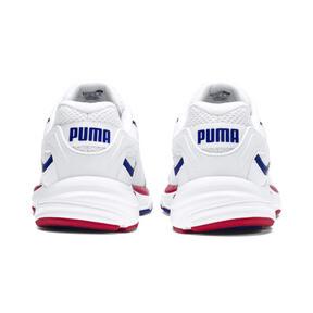 Thumbnail 3 van Axis Plus jaren 90 sneakers, Puma White-Puma White, medium