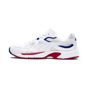 Thumbnail 1 van Axis Plus jaren 90 sneakers, Puma White-Puma White, medium