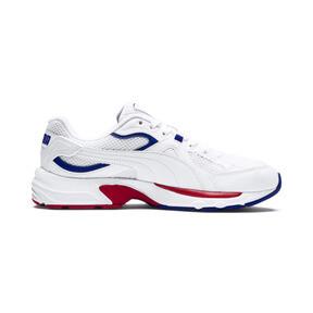 Thumbnail 5 van Axis Plus jaren 90 sneakers, Puma White-Puma White, medium