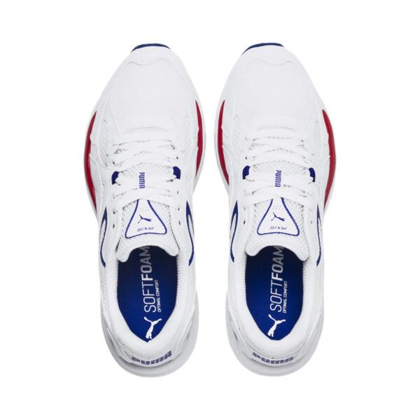 Axis Plus 90s Sneakers, Puma White-Puma White, large