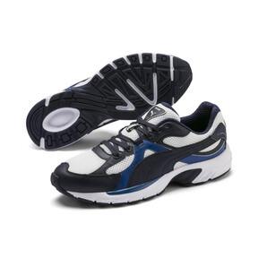 Thumbnail 3 van Axis Plus jaren 90 sneakers, White-Peacoat-Galaxy Blue, medium