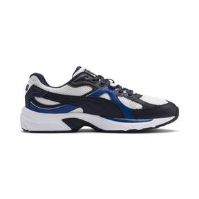 Thumbnail 6 van Axis Plus jaren 90 sneakers, White-Peacoat-Galaxy Blue, medium