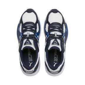 Thumbnail 7 van Axis Plus jaren 90 sneakers, White-Peacoat-Galaxy Blue, medium