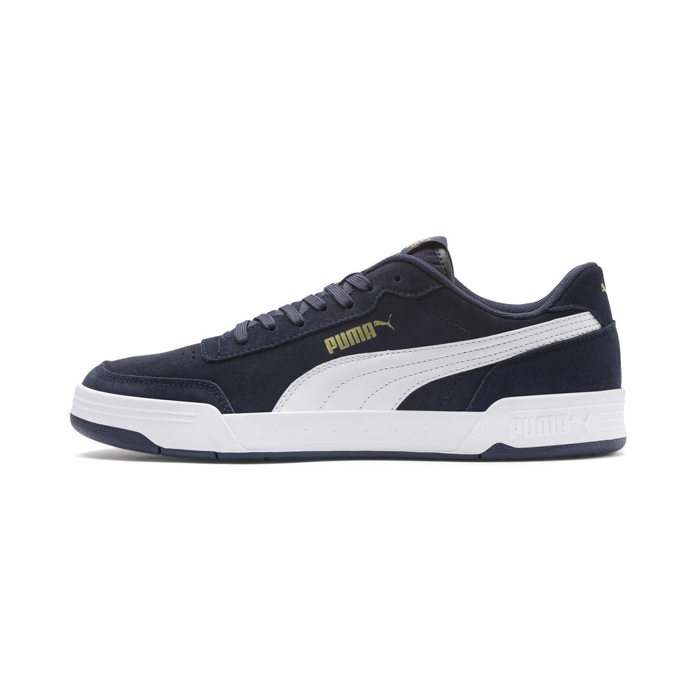 Image Puma Caracal Suede Trainers #1