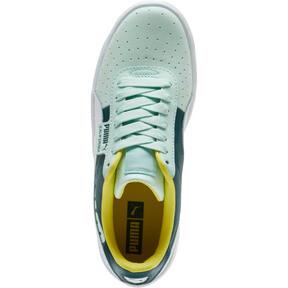 Thumbnail 5 of California PUMA Logo Women's Sneakers, Fair Aqua-Puma White, medium