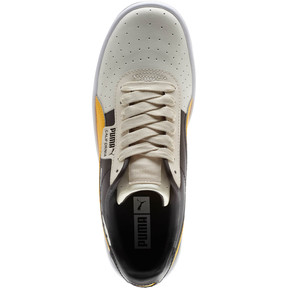 Thumbnail 5 of California PUMA Logo Women's Sneakers, Whisper White-Gold Fusion, medium