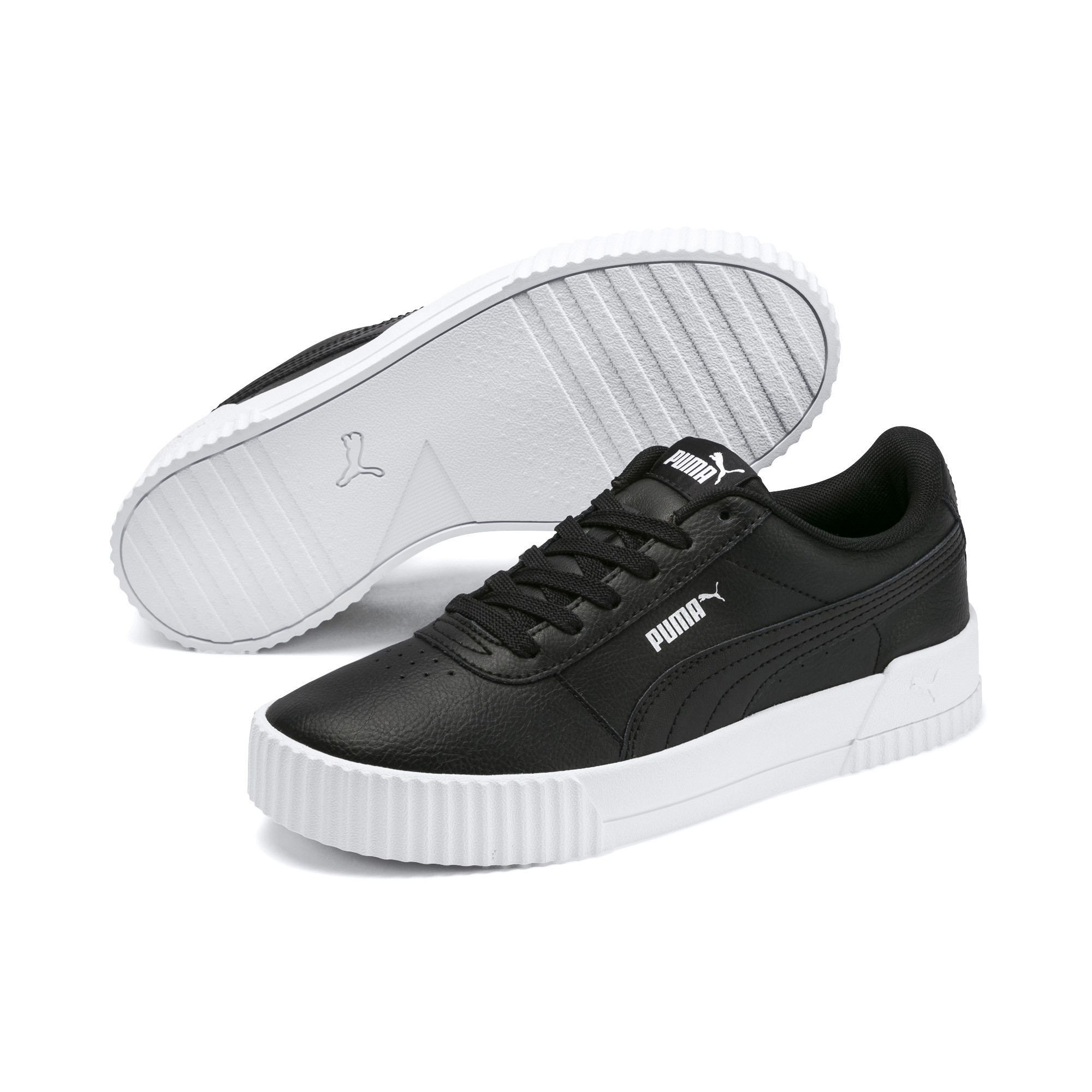 PUMA Carina Damen Sneaker Frauen Schuhe Basics Neu | eBay