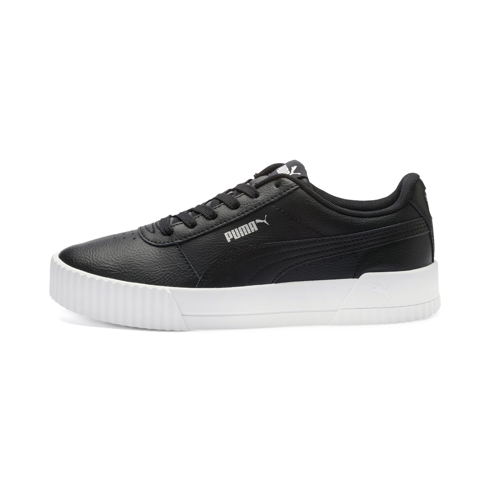 PUMA-Carina-Leather-Women-s-Sneakers-Women-Shoe-Basics thumbnail 10