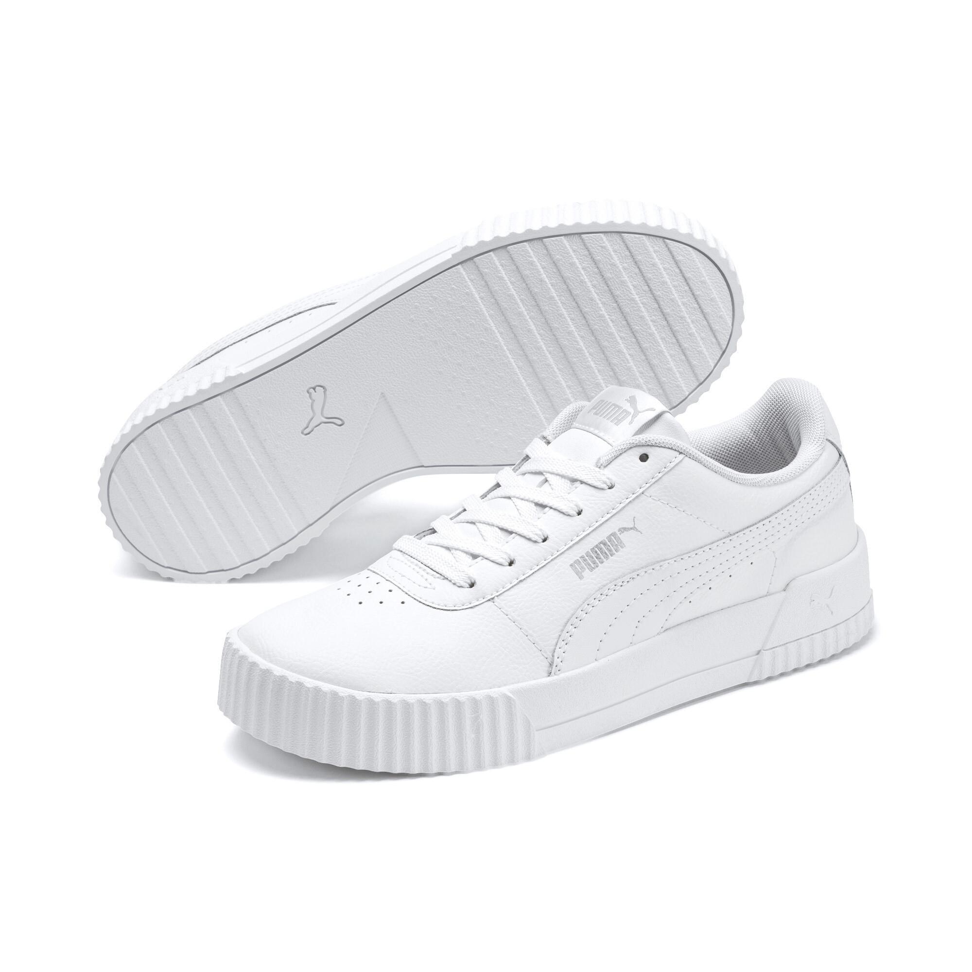 Details zu PUMA Carina Damen Sneaker Frauen Schuhe Basics Neu