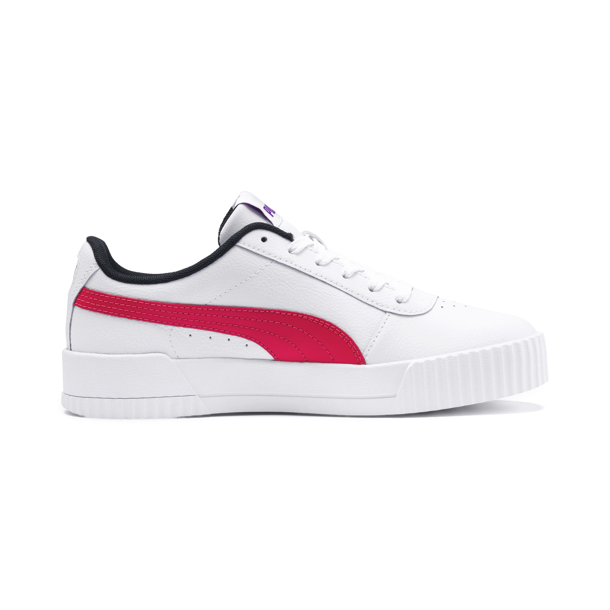 PUMA-Carina-Leather-Women-s-Sneakers-Women-Shoe-Basics thumbnail 19