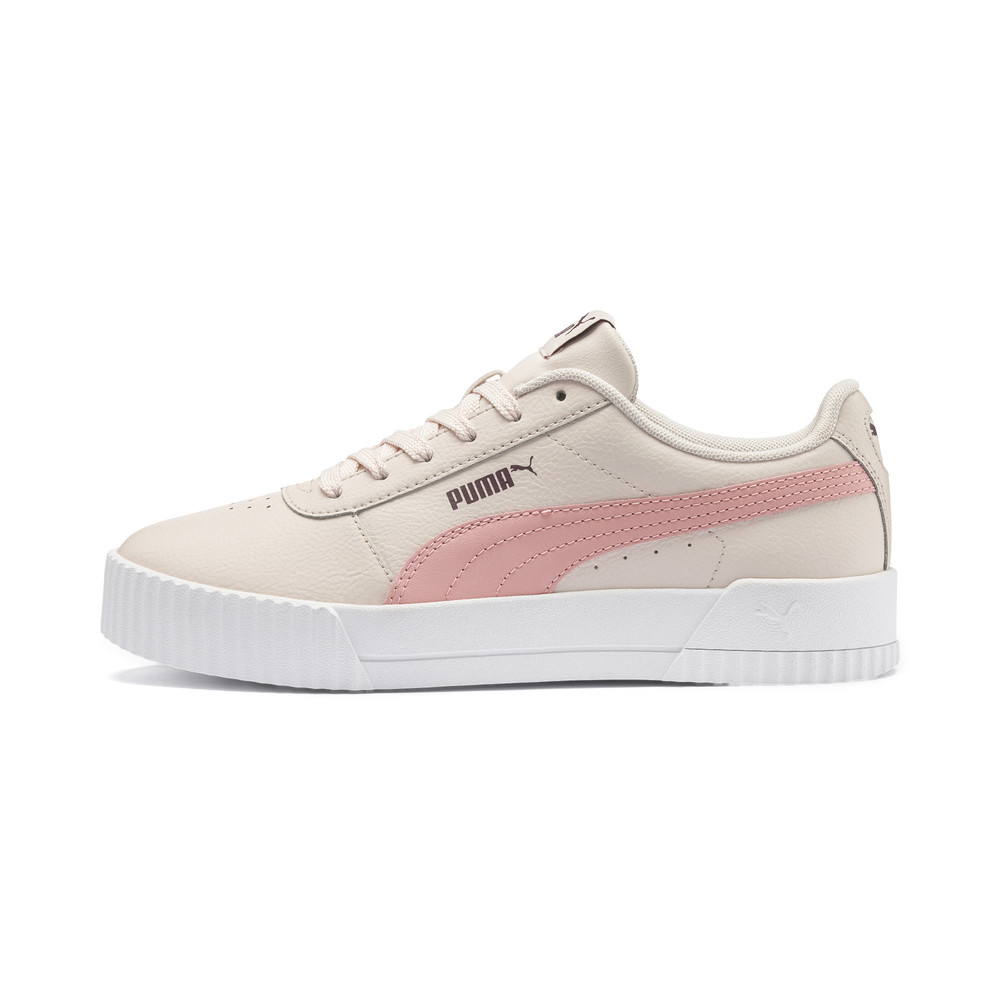 Image Puma Carina Leather Women's Trainers #1