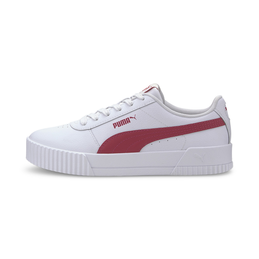 Image PUMA Carina Leather Women's Sneakers #1