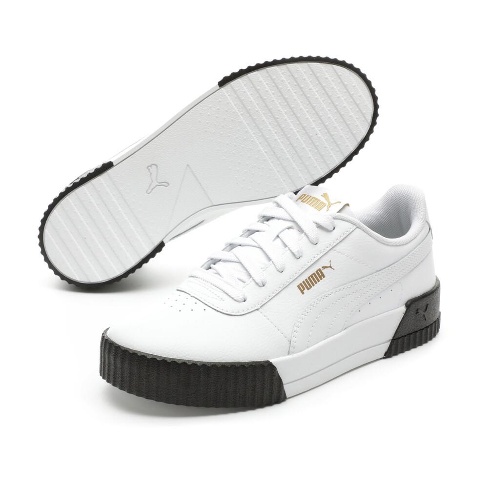 Image PUMA Carina Leather Women's Sneakers #1