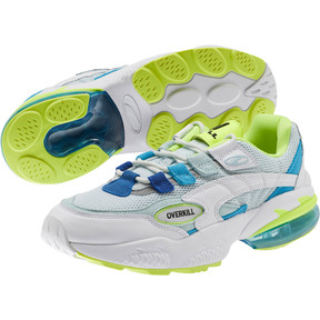 Thumbnail 2 of CELL Venom OVERKILL Sneakers, Illusion Blue-Puma White, medium