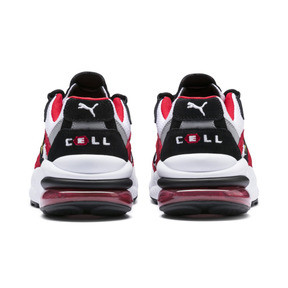 Thumbnail 3 of Scuderia Ferrari CELL Venom Sneakers, Puma White-Rosso Corsa, medium
