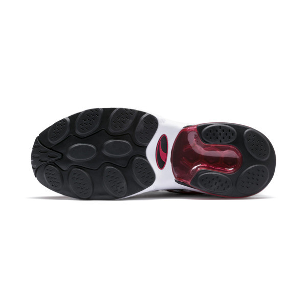Basket Ferrari Cell Venom, Puma White-Rosso Corsa, large