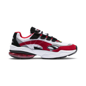 Thumbnail 5 of Ferrari Cell Venom Trainers, Puma White-Rosso Corsa, medium