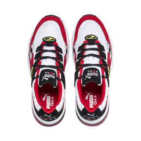 Thumbnail 6 of Scuderia Ferrari CELL Venom Sneakers, Puma White-Rosso Corsa, medium