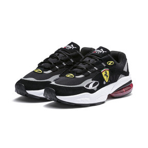 Thumbnail 2 of Basket Ferrari Cell Venom, Black-White-Rosso Corsa, medium
