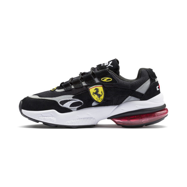 Basket Ferrari Cell Venom, Black-White-Rosso Corsa, large