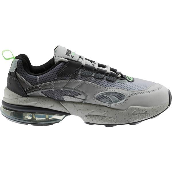 CELL Venom Mita Sneakers, Gray Violet-Puma Silver, large