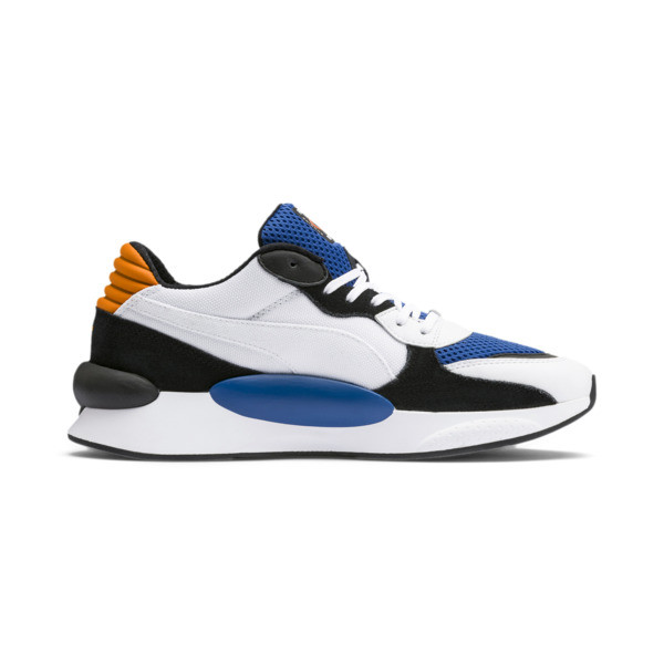 RS 9.8 Cosmic Sneakers, Puma White-Galaxy Blue, large