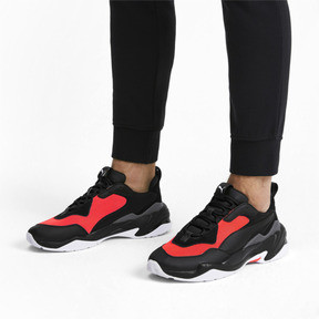 Anteprima 2 di Thunder Fashion 2.0 Trainers, Puma Black-Nrgy Red, medio