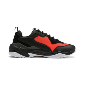 Anteprima 6 di Thunder Fashion 2.0 Trainers, Puma Black-Nrgy Red, medio