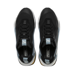 Thumbnail 7 of Thunder Fashion 2.0 Trainers, P Black-Faded Denim-P White, medium