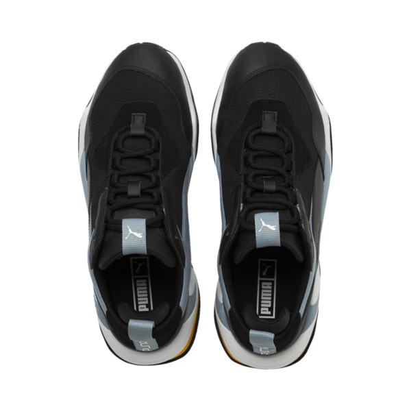 Basket Thunder Fashion 2.0, P Black-Faded Denim-P White, large