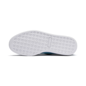 Thumbnail 4 of PUMA x SESAME STREET 50 Suede Statement Sneakers JR, Bleu Azur-Puma White, medium