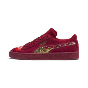 Sesame Street 50 Suede Statement Youth Trainers