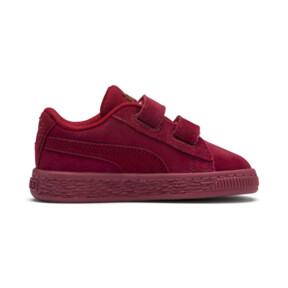 Thumbnail 5 of PUMA x SESAME STREET 50 Suede Statement Toddler Shoes, Rhubarb-Puma White, medium