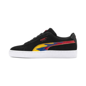 Suede Classic Lightning Sneakers JR