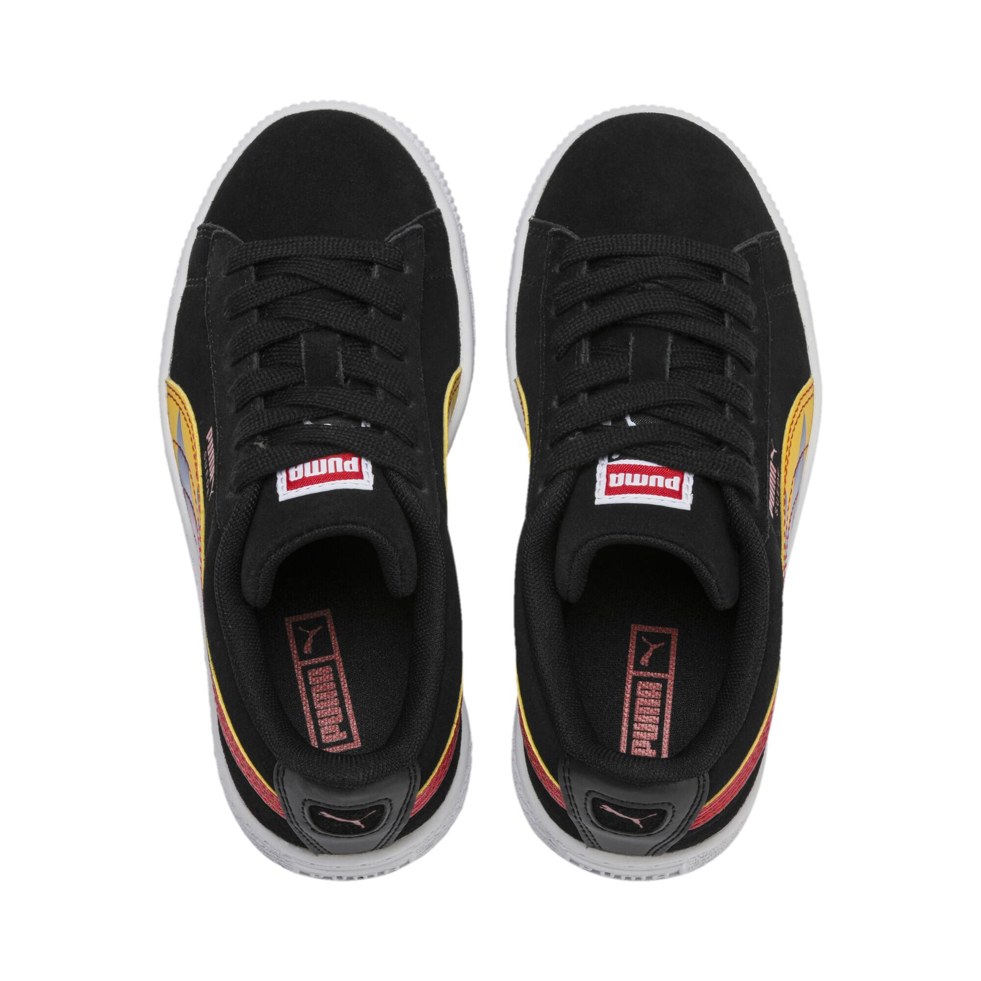 PUMA-Suede-Classic-Lightning-Little-Kids-039-Shoes-Boys-Shoe-Kids thumbnail 7