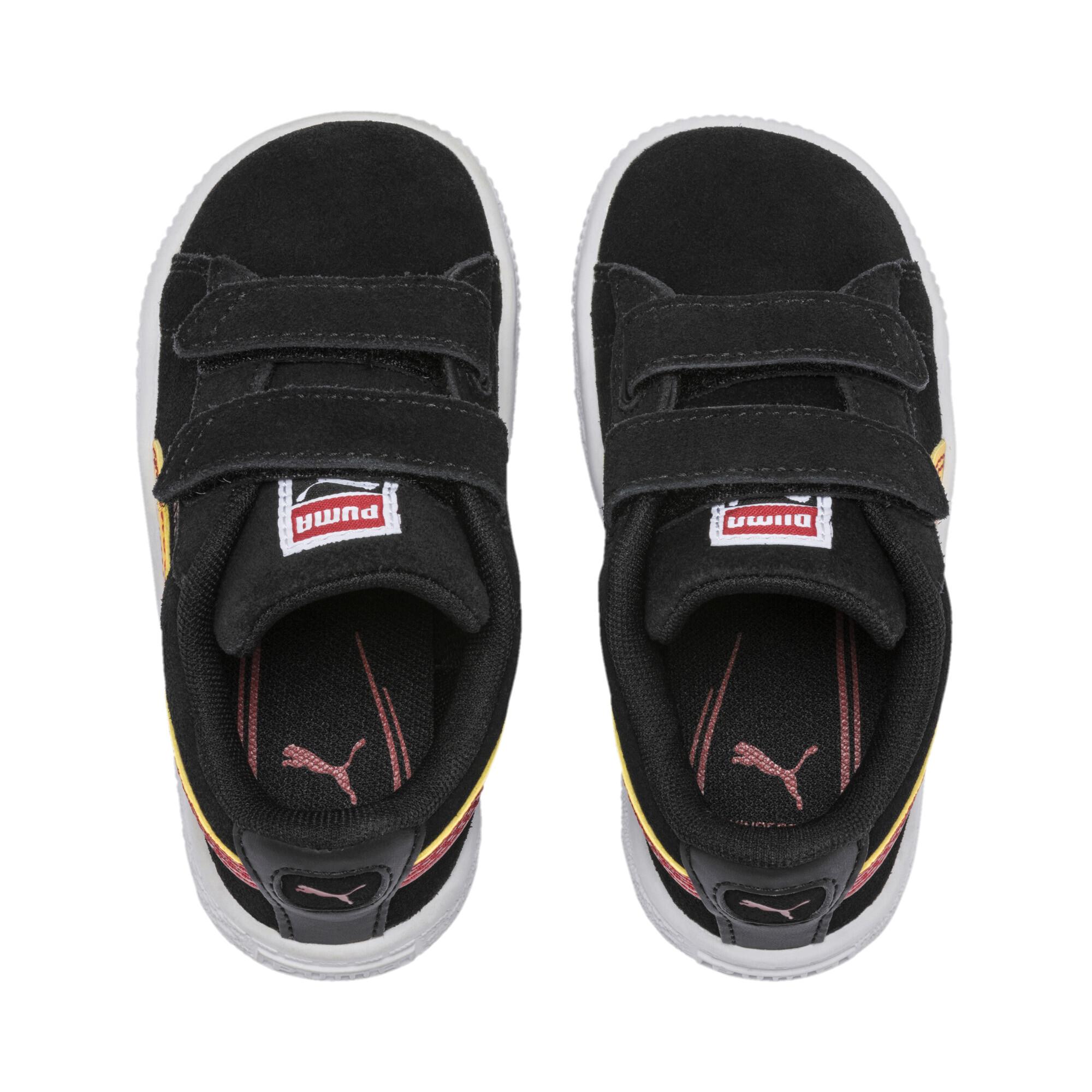 PUMA-Suede-Classic-Lightning-Toddler-Shoes-Boys-Shoe-Kids thumbnail 13