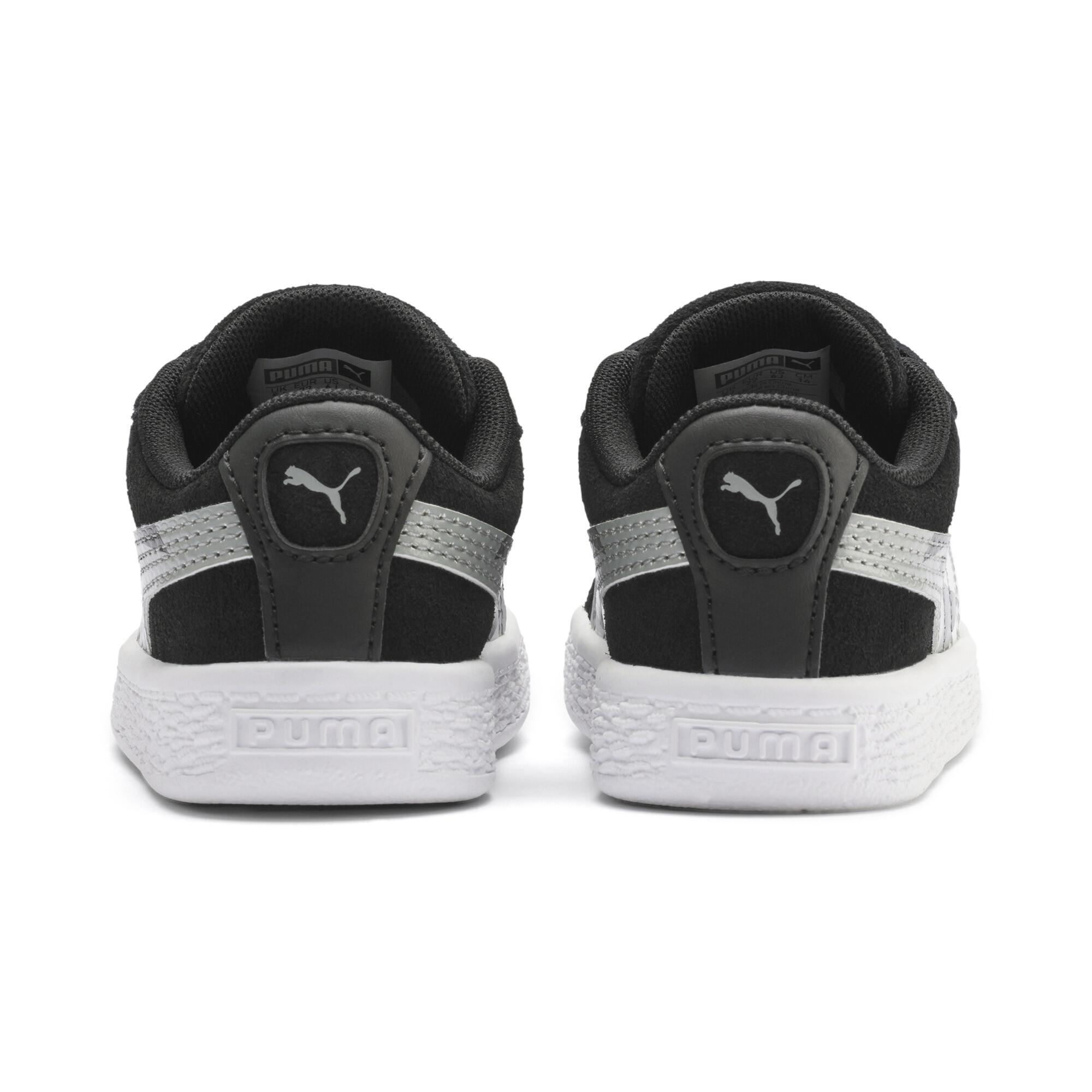 PUMA-Suede-Classic-Lightning-Toddler-Shoes-Boys-Shoe-Kids thumbnail 3