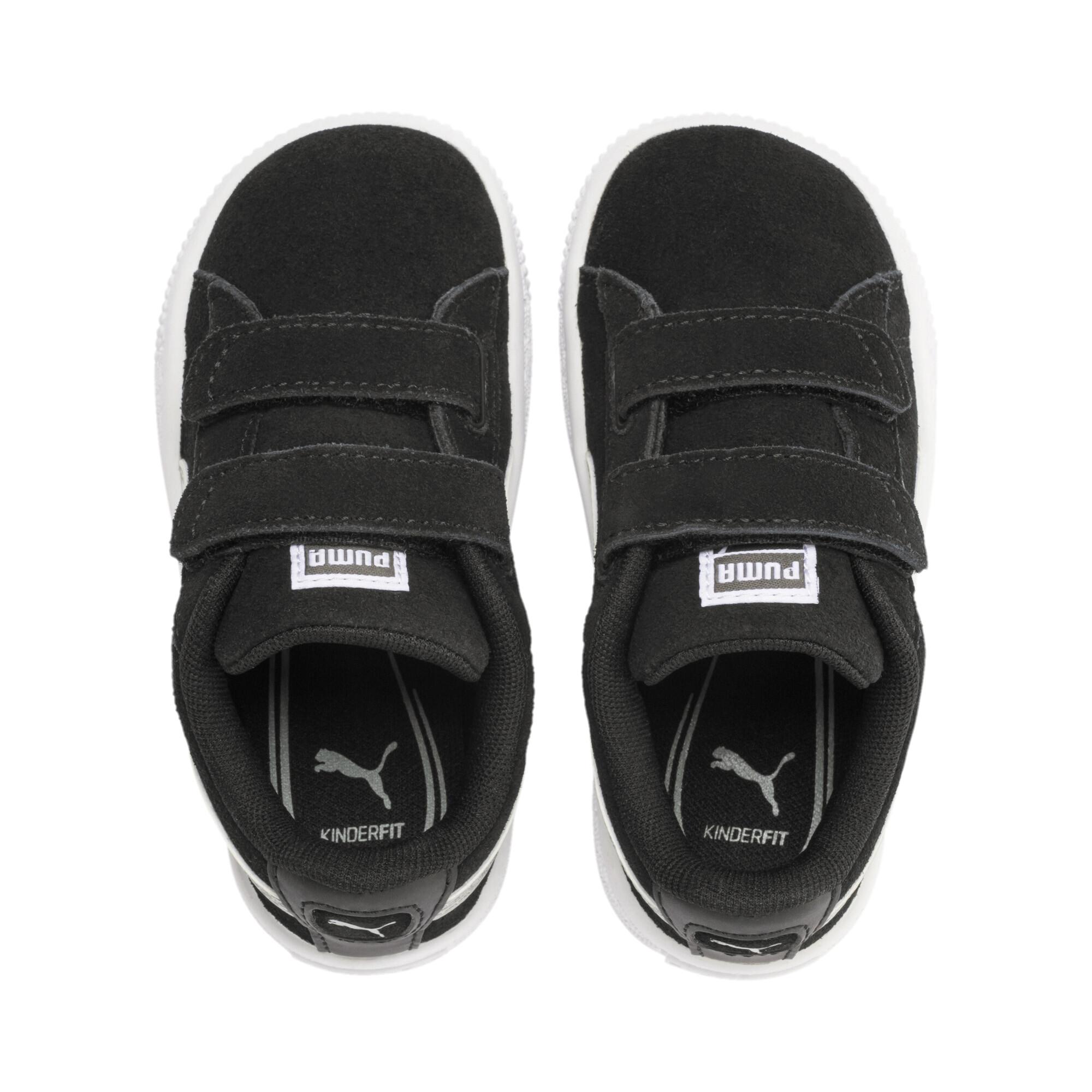 PUMA-Suede-Classic-Lightning-Toddler-Shoes-Boys-Shoe-Kids thumbnail 7