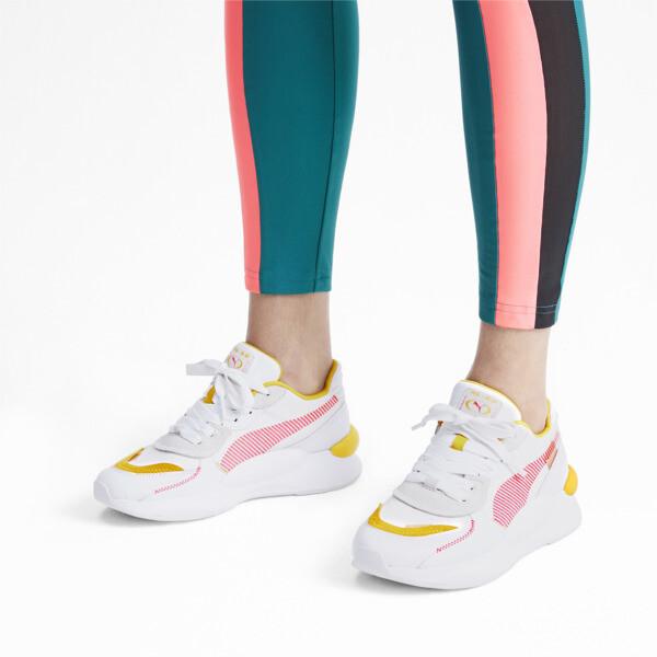 RS 9.8 Proto Women's Sneakers, Puma White, large