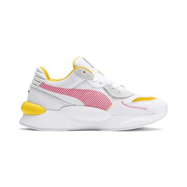 RS 9.8 Proto Women's Trainers, Puma White, large