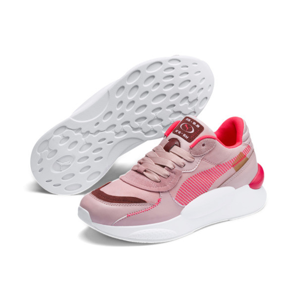 RS 9.8 Proto Women's Trainers, Bridal Rose, large