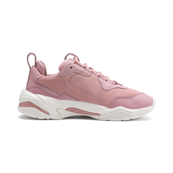 Thunder Fire Rose Women's Trainers, Bridal Rose-Puma Team Gold, large