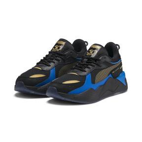 Thumbnail 2 of PUMA x HOT WHEELS RS-X Toys 16 Sneaker, Puma Black-Puma Team Gold, medium