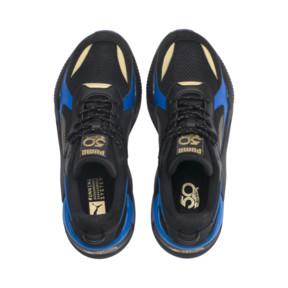 Thumbnail 6 of PUMA x HOT WHEELS RS-X Toys 16 Sneaker, Puma Black-Puma Team Gold, medium