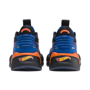 Thumbnail 3 of PUMA x HOT WHEELS RS-X Toys Bone Shaker Trainers, Puma Royal-Puma Black, medium