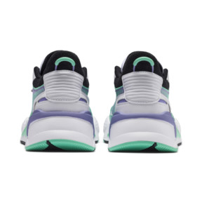 Thumbnail 4 of RS-X Tracks MTV Gradient Blaze Sneakers, Puma White-Sweet Lavender, medium