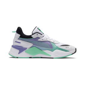 Thumbnail 5 of RS-X Tracks MTV Gradient Blaze Sneakers, Puma White-Sweet Lavender, medium