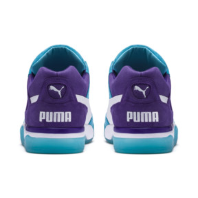 Thumbnail 4 of Palace Guard Queen City Sneaker, Blue Atoll-Prism Violet, medium