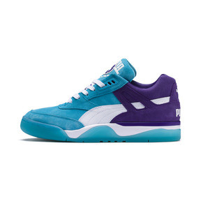 Thumbnail 1 of Palace Guard Queen City Trainers, Blue Atoll-Prism Violet, medium